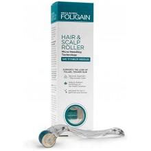Foligain Ролер за коса и скалп с 540 титаниеви игли