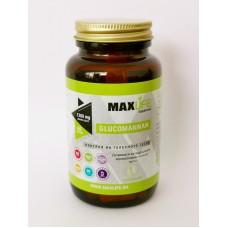 ПРОМО !! 1+1 ПОДАРЪК | GLUCOMANNAN 1200 мг 60 капсули - MAXLIFE Supplements