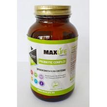 Хранителна добавка Probiotic Complex 100 капс - MAXLIFE Supplements