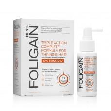 FOLIGAIN® Hair Regrowth Treatment For Men (Възстановяваща терапия за оредяла и слаба коса) - 10% Trioxidil® (2oz) 59ml