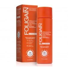 FOLIGAIN® Регенериращ шампоан за коса с 2 % Trioxidil за мъже (8oz) 236ml