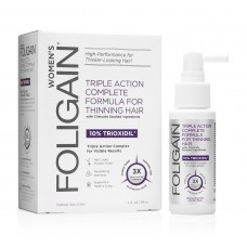 FOLIGAIN® Hair Regrowth Treatment For Women (Възстановяваща терапия за оредяла и слаба коса) - 10% Trioxidil® (2oz) 59ml