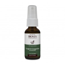 Cough & Congestion Nomeopathic remedy (1oz) 30 ml - Biovea