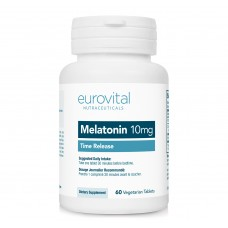 Хранителна добавка Eurovital MELATONIN (Time release) 10mg