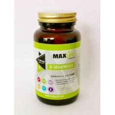 Хранителна добавка D-MANNOSE 1100 мг 60 капсули - MAXLIFE Sipplements