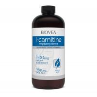 Хранителна добавка Biovea L-CARNITINE LIQUID 1100mg 473 мл