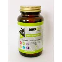 Хранителна добавка MACA (Organic) 1000 мг 60 капсули - MAXLIFE Supplements