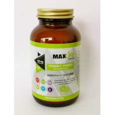 Хранителна добавка VITAMIN C POWDER with Bioflavonoids  240 гр - 420 дози