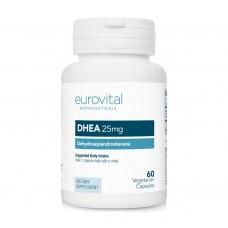 Хранителна добавка Eurovital DHEA 25 mg
