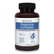 Theanine Complex 120 veg caps - Biovea  в подкрепа на нервната система-СЪС СРОК НА ГОДНОСТ 10/2021Г.
