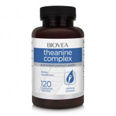 Theanine Complex 120 veg caps - Biovea  в подкрепа на нервната система