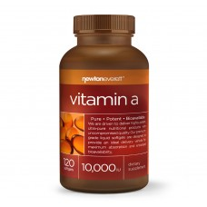 VITAMIN A 10,000 IU 120 Softgels - за здравето на очите - Newton Everett