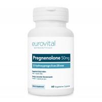 Хранителна добавка Eurovital PREGNENOLONE 50mg