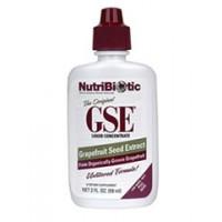 Хранителна добавка NutriBiotic GRAPEFRUIT SEED EXTRACT 60 мл цена 27.00лв.