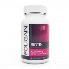 FOLIGAIN Добавка с биотин за по-здрава коса 60 капсули