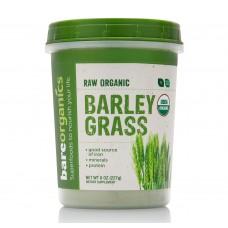 Ечемичени стръкове на прах ( Barley grass)  227 гр - BareOrganics