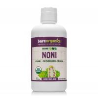 Хранителна добавка BareOrganics NONI JUICE (100% Organic) 946 ml - цена 44.00лв.