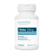 Имуностимулатор Biovea 7-KETO® 25mg - 60caps