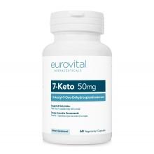 Имуностимулатор Biovea 7-KETO® 50mg - 60caps