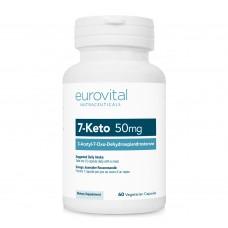 Имуностимулатор Biovea 7-KETO® 50mg - 60caps - цена 51.00 лв.