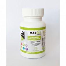 Хранителна добавка Витамин Б12 (Метилкобаламин) 100 подезични таблетки