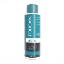FOLIGAIN Подмладяващ шампоан за коса с биотин