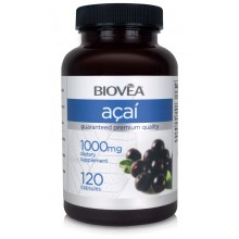 Антиоксиданти Biovea ACAI BERRY 1000mg - цена 25.50 лв.