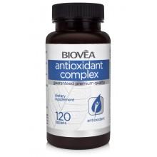 Антиоксиданти Biovea Antioxidant Complex 120 таблетки цена 78.50 лв.