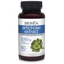 Хранителна добавка Artichoke Extract 90 таблетки цена 34.50 лв.