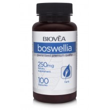 Противовъзпалител Biovea BOSWELLIA - 250mg цена 25.50 лв.