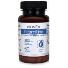 L-CARNITINE 250mg 60 капсули - цена 27.00 лв.