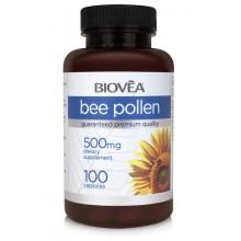 Имуностимулатор Biovea BEE POLLEN 500mg цена 23.00лв.