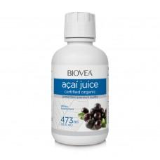 Мощен Антиоксидант Biovea ACAI BERRY JUICE 473мл. - цена 41.50 лв.