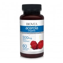 Имуностимулатор Biovea ACEROLA 60tabs - цена 34.00 лв.