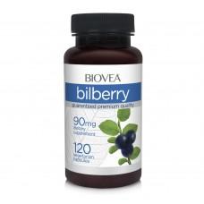 Антиоксидант Biovea BILBERRY 90mg 120 Capsules