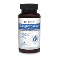 Хранителна добавка Biovea BLUE GREEN ALGAE 500mg