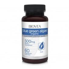 Хранителна добавка Biovea BLUE GREEN ALGAE 500mg цена 24.50 лв.