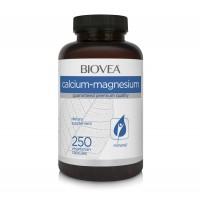 Хранителна добавка Biovea CALCIUM MAGNESIUM 250 капс цена 44.00 лв.