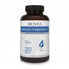 Хранителна добавка Biovea CALCIUM MAGNESIUM 250 капс