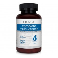 Хранителни добавки Biovea COMPLETE MULTI-VITAMIN 120 Tablets
