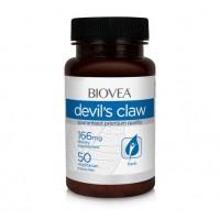 Хранителна добавка Biovea DEVIL'S CLAW 166mg 100 капсули цена 17.00лв.
