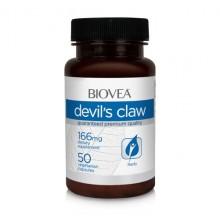 Хранителна добавка Biovea DEVIL'S CLAW 166mg 50 капсули