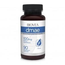 DMAE 100mg 90 Capsules - стимулира мозъчната дейност
