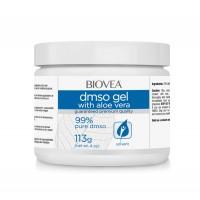 Хранителна добавка Biovea DMSO GEL WITH ALOE VERA 118 мл