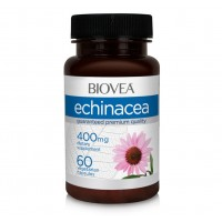 Хранителна добавка Biovea ECHINACEA 400mg 60 Capsules