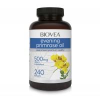 Хранителна добавка Biovea EVENING PRIMROSE OIL 500mg цена 36.50лв.