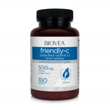 Витамин С Biovea FRIENDLY-C (Esterfied Time Release) 500mg