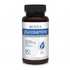 Хранителна добавка Biovea GLUCOSAMINE 500mg 90 Capsules