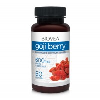 Антиоксидант Biovea Goji Berry 600mg
