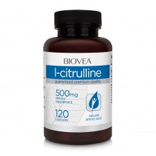 Хранителна добавка Biovea L-CITRULLINE 500mg - цена 34.00лв.